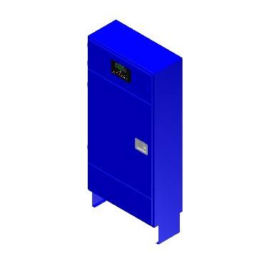 GS0100_0062_1400-Instalação Painel Controle C13 DSE4520-03 1400