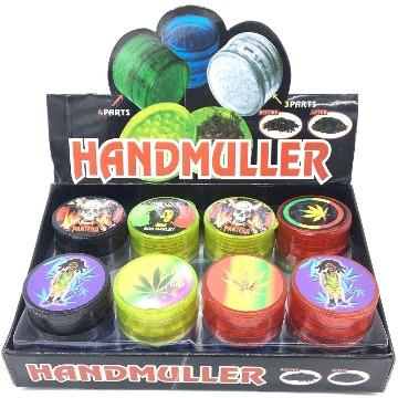 Dichavador de Acrilico HandMuller 6cm