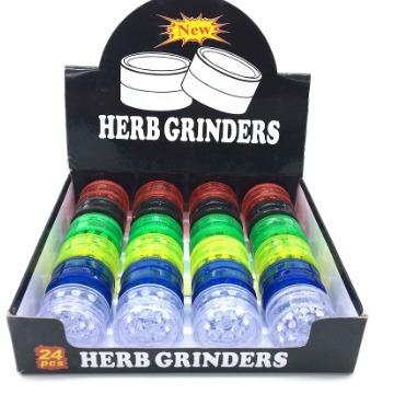 Dichavador de Acrilico Herb Grinder