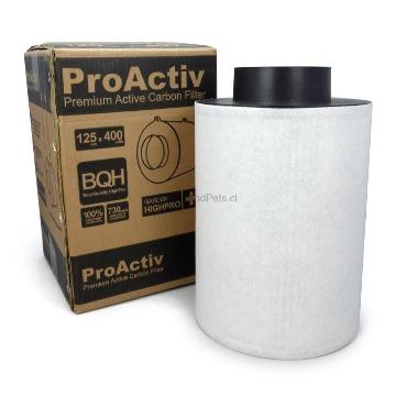 Filtro FILTER PROACTIV 125MM/400M3/H