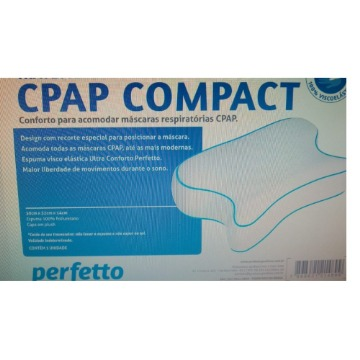 Travesseiro CPAP Compact