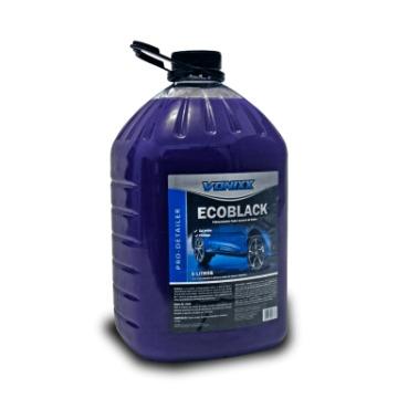 Ecoblack - Finalizador para Caixas de Rodas Vonixx (5 Litros)