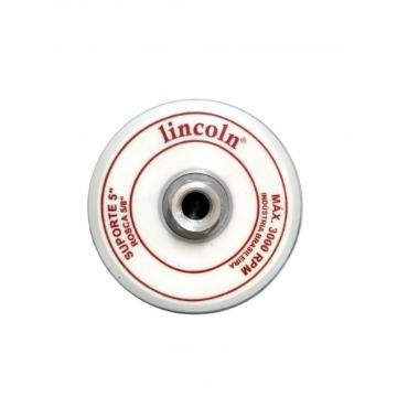 """DISCO SUPORTE 5"""" - 5/8 SUPER VELCRO LINCOLN"""