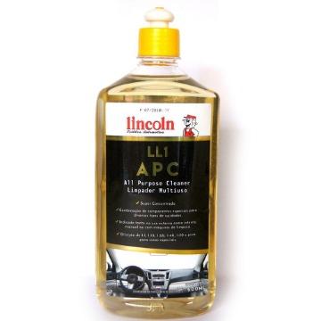 LL1 APC All Purpose Cleaner - Limpador Multiuso Lincoln (500ml)
