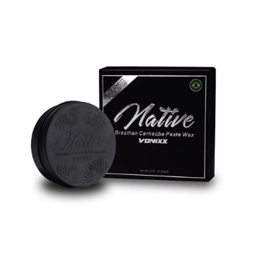 Native Brazilian Carnaúba Paste Wax – Black Edition (100ml) VONIXX