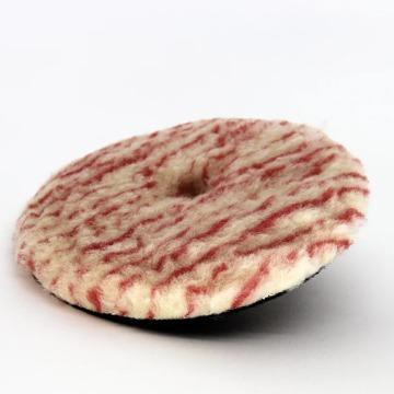 Boina de Lã Pirulito Power - Sem Interface - Corte Pesado com Costado Reforçado (6 polegadas) Lincoln