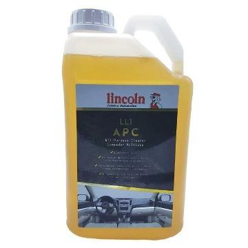 LL1 APC All Purpose Cleaner - Limpador Multiuso Lincoln (3,6 Litros)