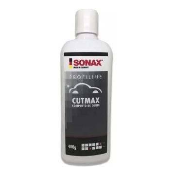 CUTMAX SONAX PROFILINE COMPOSTO POLIDOR DE CORTE  400g
