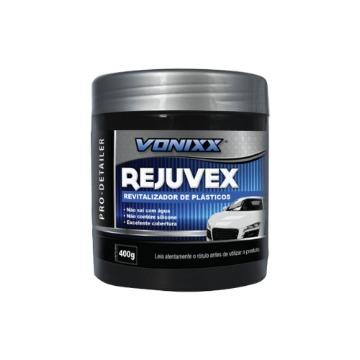 Rejuvex – Revitalizador de Plásticos Externo (400g) VONIXX