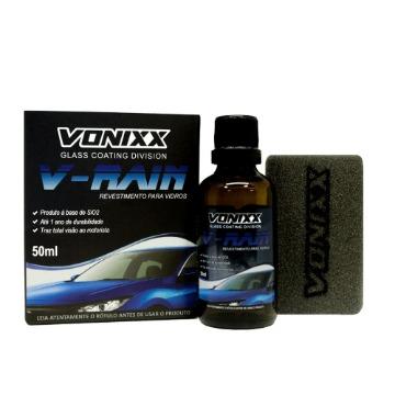 V-RAIN – REVESTIMENTO PARA VIDROS VONIXX (50ML)