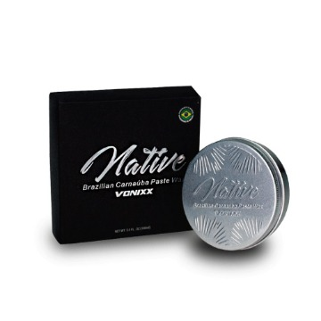 Native Brazilian Carnaúba Paste Wax (100ml) VONIXX