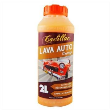 LAVA AUTO ORANGE CADILLAC 2L