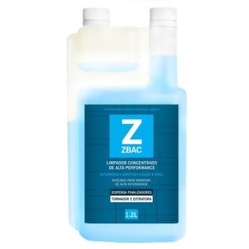 ZBAC  1,2L APC BACTERICIDA COM PODER FINALIZADOR – COM DOSADOR
