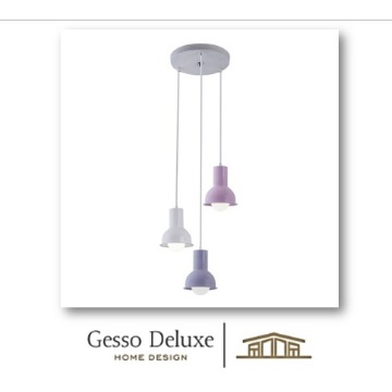 PENDENTE COLLECTION TRIO COLORS