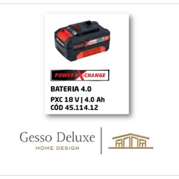 BATERIA 4.0 AH POWER X-CHANGE 18 V