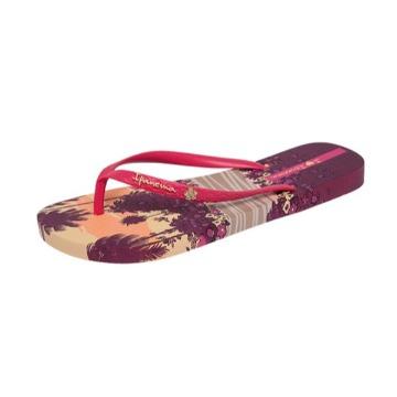 34ff418881 CHINELO IPANEMA MARI 25601 ROXO ROSA - QKanto Moda Calçados