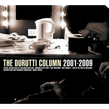 THE DURUTTI COLUMN 2001-2009
