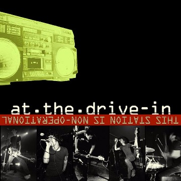 AT THE DRIVE IN - THIS STATION IS NON OPERATIONAL