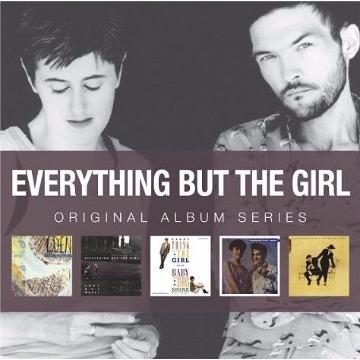 EVERYTHING BUT THE GIRL - ORIGINAL ALBUM SERIES