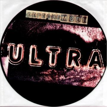 DEPECHE MODE - ULTRA (Picture Disc)