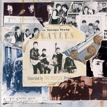 THE BEATLES - ANTHOLOGY  VOL  ONE