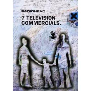 RADIOHEAD - 7 TELEVISION COMERCIALS