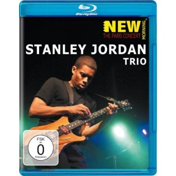 STANLEY JORDAN - PARIS CONCERT