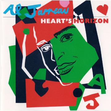 AL JARREAU - HEART'S HORIZON - VINIL