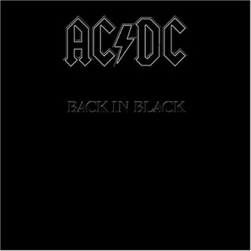AC/DC - Back in Black - LP 180g