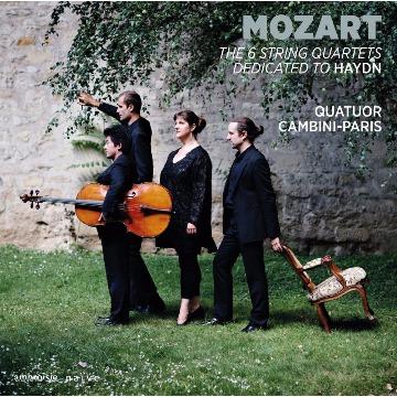 Mozart: The 6 String Quartets Dedicated to Haydn