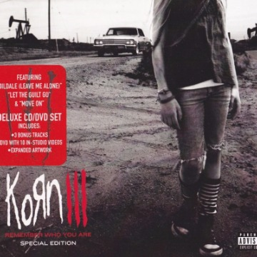 KORN - REMEMBER WHO YOU ARE (Special Edition)(CD/DVD)