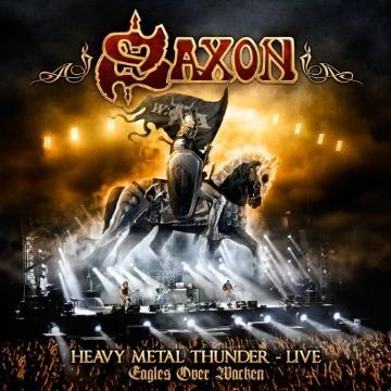 SAXON - HEAVY METAL THUNDER-LIVE-EAGLE