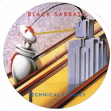 BLACK SABBATH - TECHNICAL ECSTASY - VINIL - PICTURE DISC