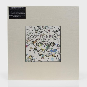 LED ZEPPELIN III - SUPER DELUXE BOX SET