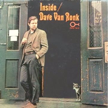DAVE VAN RONK - INSIDE