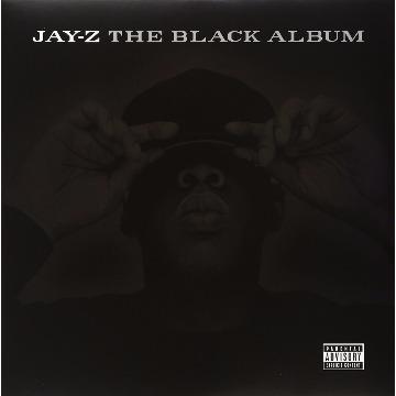 JAY-Z - BLACK ALBUM