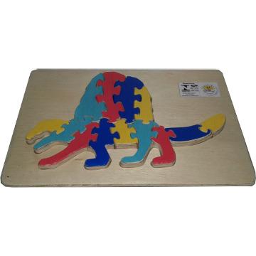 PQ Dinos - Dimetrodonte - 3D