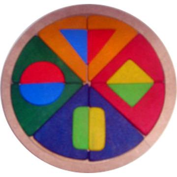 Mosaico Geométricos Circular