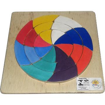 Mosaico Catavento Circular