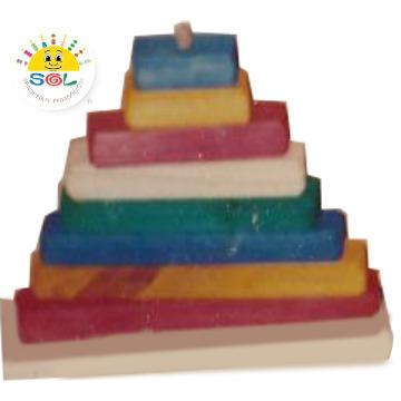 Pirâmide de Barras