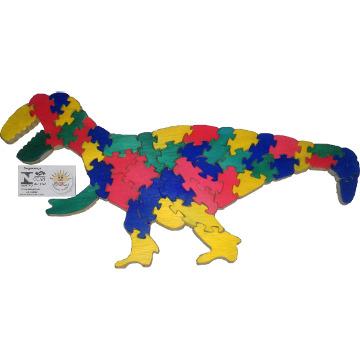 QC-3D-Tiranossauro-Rex