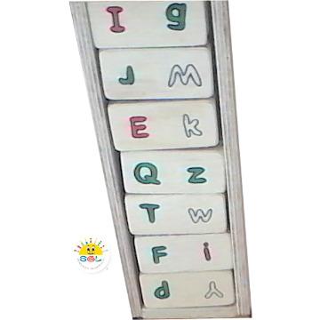 Dominó de Alfabetização