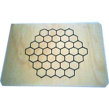 Cj Abstratos - Jogos Hexagonais