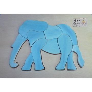 QC_A4_Animais - Elefante