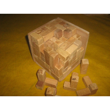 Cubo 6x6x6 - pacote com 10