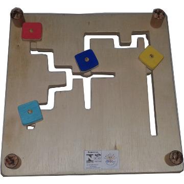 Base Motricidade - Labirinto