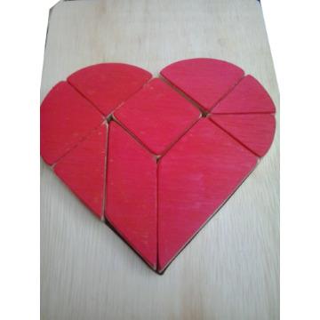 Tangram Coração