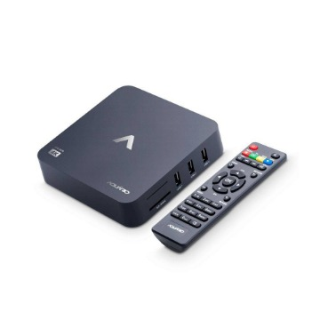 RECEPTOR SMART TV BOX 4K ANDOID VERSAO 7.1.2 NOUGAT STV-2000