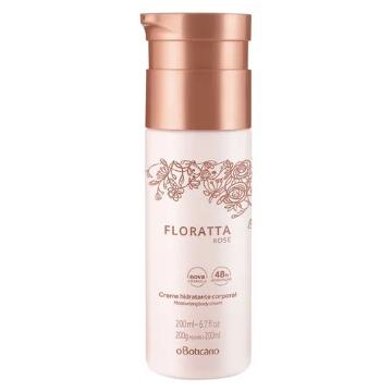 Floratta Creme Hidratante Desodorante Corporal Rose 200ml (71806)