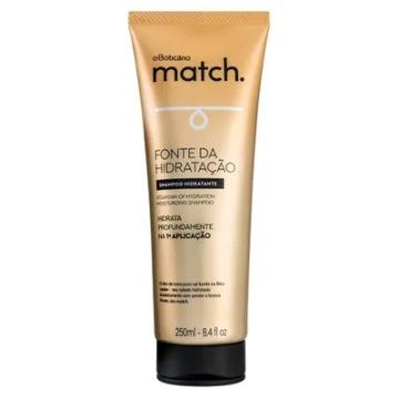 Match Fonte da Hidratação Shampoo Hidratante 250ml (70045)